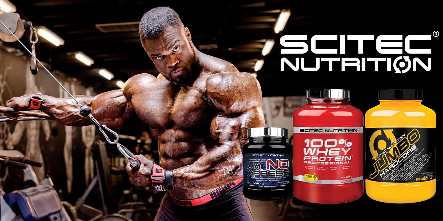 All Products of Scitec Nutrition