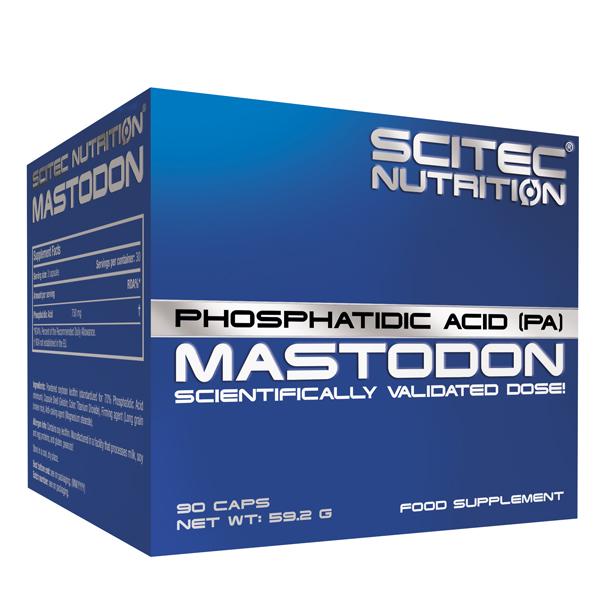Scitec Nutrition Mastodon 90 caps