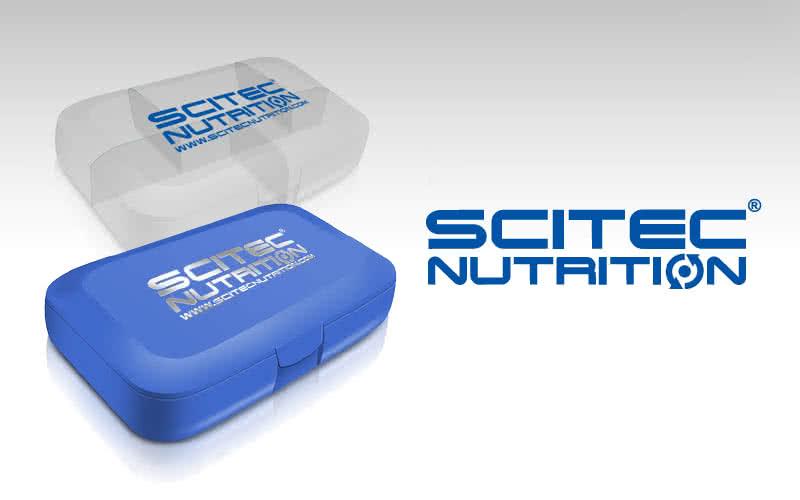 Scitec Nutrition Pill Box