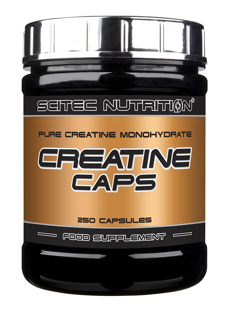 Scitec Nutrition Creatine Caps 250 caps