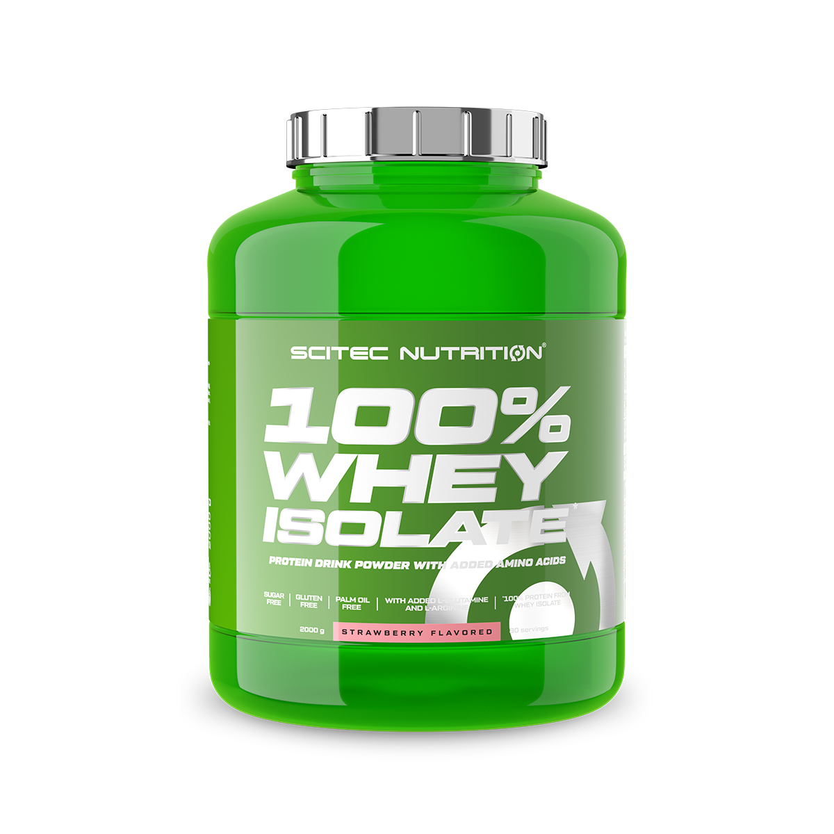 Scitec Nutrition 100% Whey Isolate 2 kg