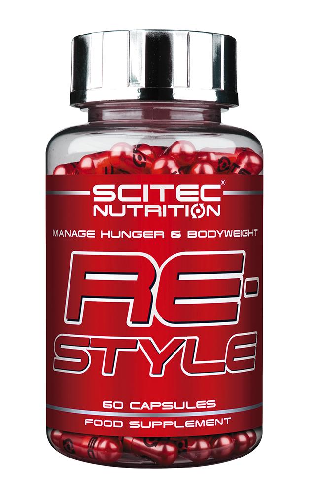 Scitec Nutrition Re-Style 60 caps