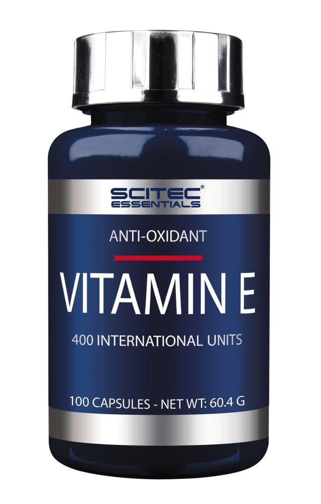 Scitec Nutrition Vitamin E 100 g.c.