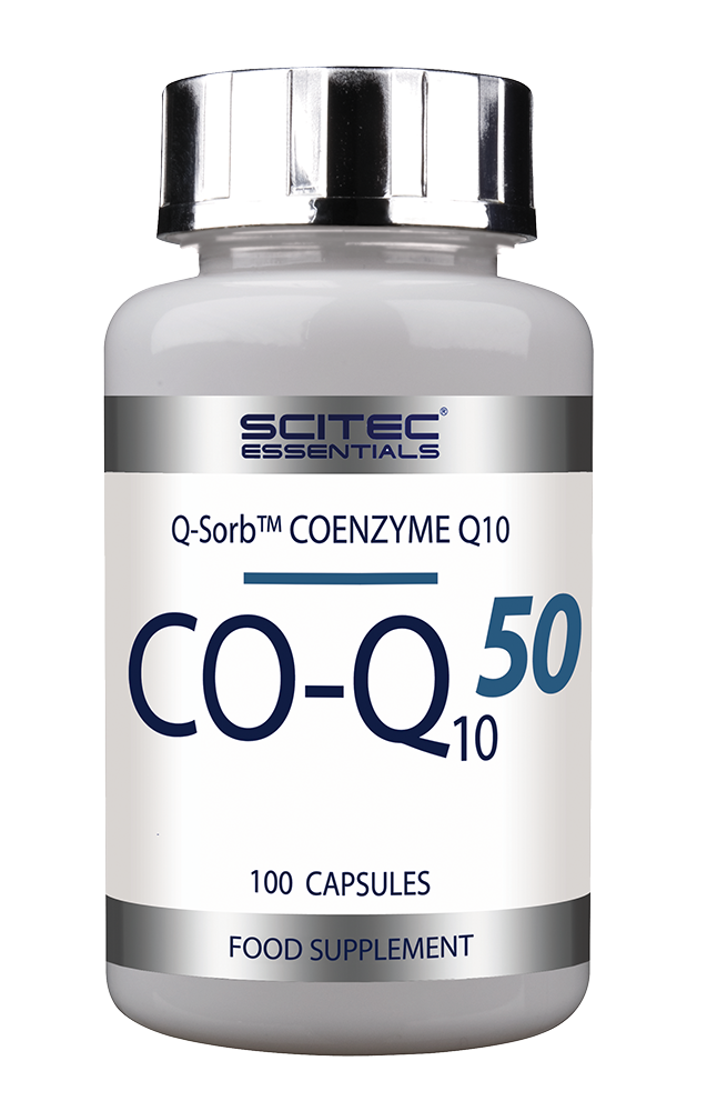 Scitec Nutrition Co-Q10 (50 mg) 100 caps
