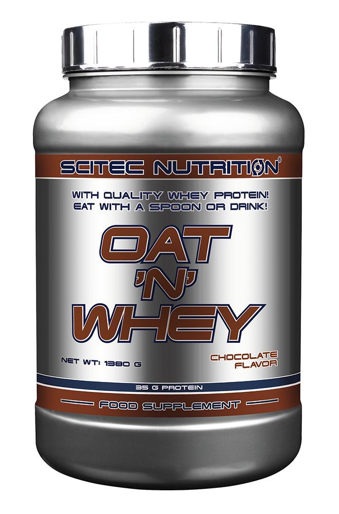 Scitec Nutrition Oat N Whey 1,38 kg