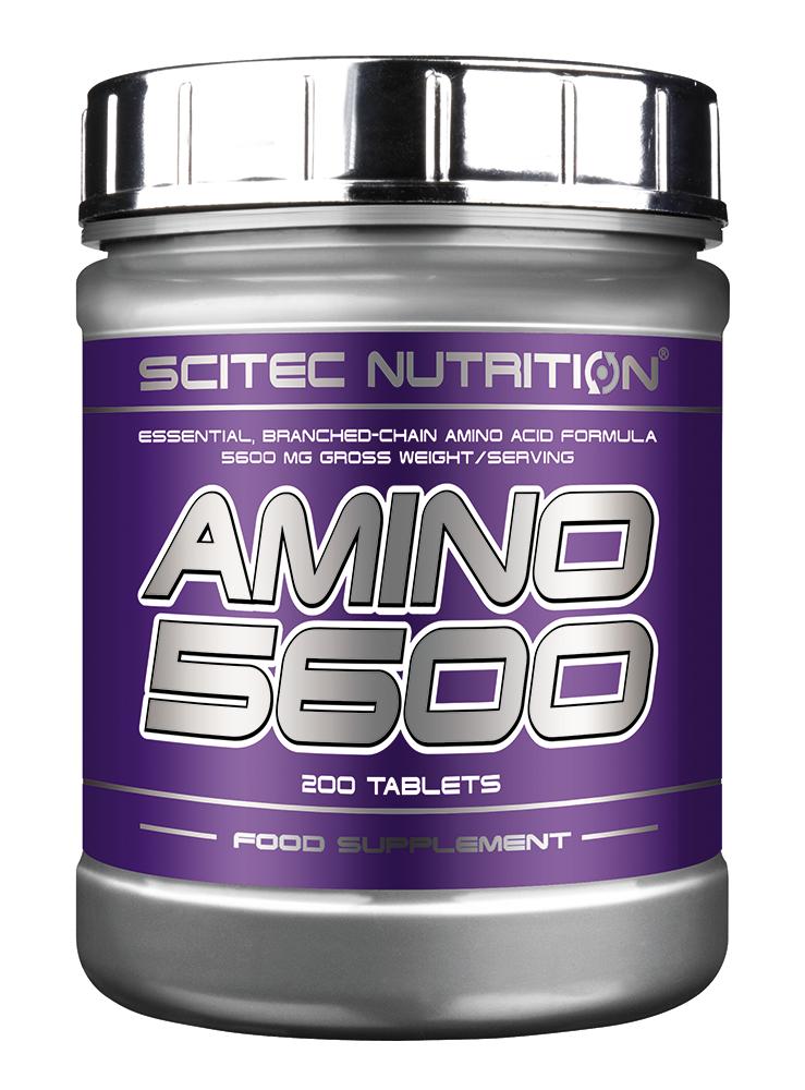 Scitec Nutrition Amino 5600 200 tab.