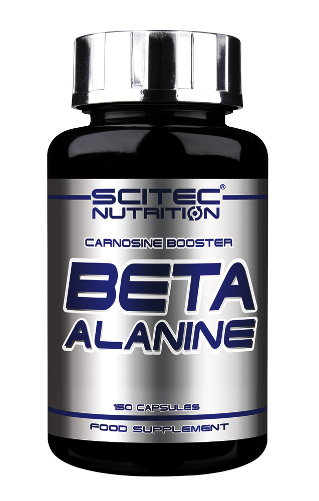 Scitec Nutrition Beta Alanine Caps 150 caps