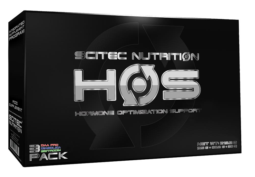 Scitec Nutrition HOS: Hormone Optimization System 250 caps
